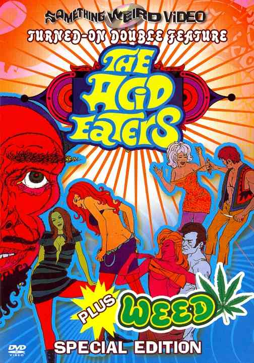 ACID EATERS/WEED BY LAMONT,LILA (DVD)