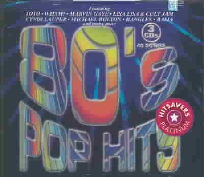 80'S POP HITS (CD)