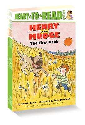 Henry and Mudge Ready-to-read Value Pack By Rylant, Cynthia/ Stevenson, Sucie (ILT)